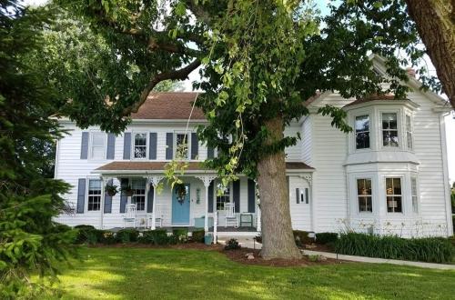 Mansion Farm Inn Welcome